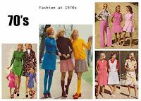 Kriya Tekstil dan Mode TCIS: Fashion dan interior 60's-70's