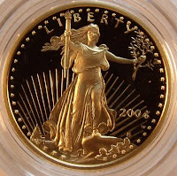 Shortage of American Eagles. US Mint stops proofs and uncirculated.