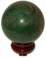 March birth stone, bloodstone