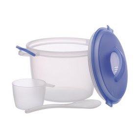 Progressive International Microwaveable Rice Cooker