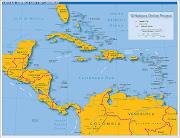 Central America Map (central america map file)