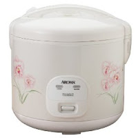 Aroma ARC-1266F 6 Cup Cool Touch Rice Cooker