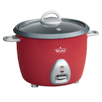 The rival RC61 3-cup rice cooker