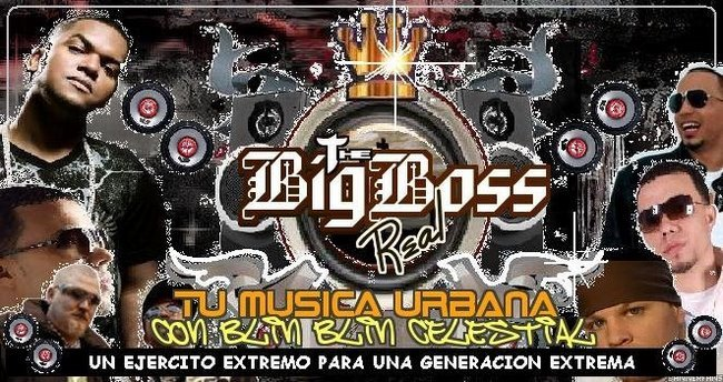 Visita a The Big Boss Real