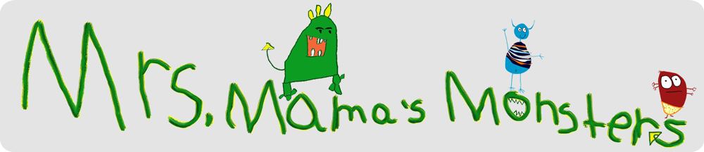 Mrs. Mama's Monsters