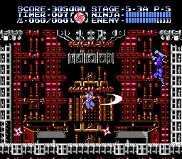 Ninja Gaiden III -The Ancient Ship of Doom