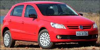 Carros Mais Vendidos de 2008