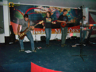 Show Ministério Metal Nobre Brasília DF by Metal Ômega