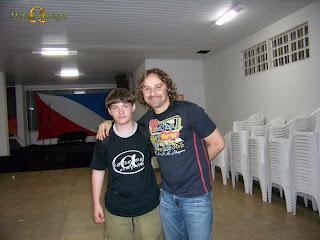 Samuel e JT - Show Ministério Metal Nobre Brasília DF by Metal Ômega