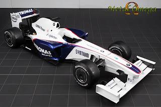 Nova BMW Sauber F1 2009