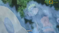 Nova técnica do Naruto - Fuuton Toad Water Pistol