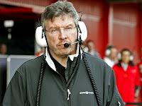Ross Brawn comprou a Honda por equivalentes a R$ 3,00