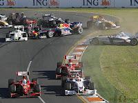 GP Austrália Melbourne Fórmula 1 2009