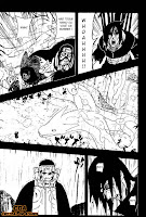 Naruto Mangá 447 - Acredite Online Página 11