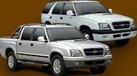Recall Chevrolet S10 e Blazer