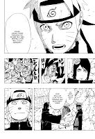 Leia o Naruto Mangá 449 - Flor da Esperança Online Parte 16