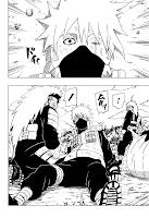 Leia o Naruto Mangá 449 - Flor da Esperança Online Parte 10