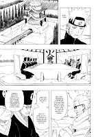Leia o Naruto Mangá 450 - A Alegria da Vila Online Parte 12
