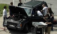 Jeep Cherokee do Barulho