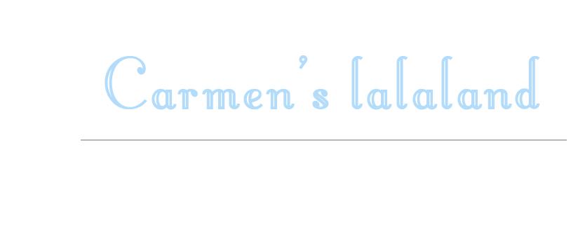 Carmen's Lalaland