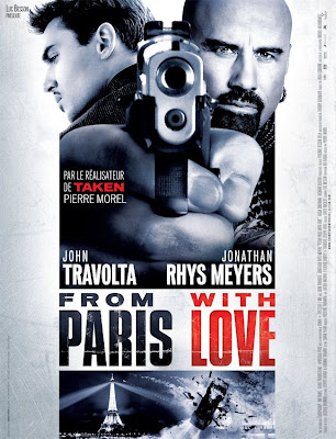 From Paris With Love French Poster