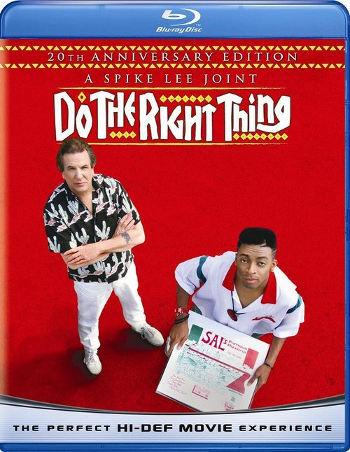 "an analysis of the film do the right thing Spike lee's highly recognized 1989 film do the right thing  i will do this  through the analysis of ""fight the power"" and radio raheem."
