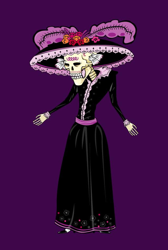 Día de Muertos : Ellos ya están listos : Televisa 2009