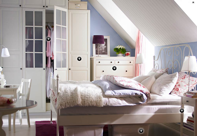 Cool bedrooms from ikea decorology - Tumblr zimmer ikea ...