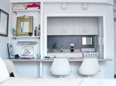 Small Kitchens With Pass Through