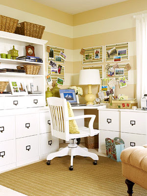 decorology: Gorgeous home office and organization inspiration