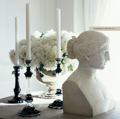 Modern Elegance Mixed With 1940s Glamour Home Base Decor