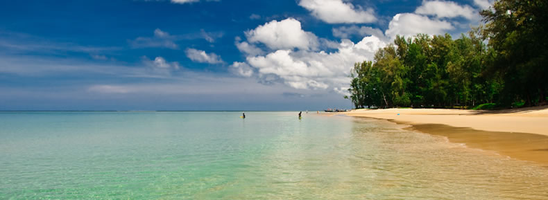 Travel Phuket - Tour Information: Nai Yang Beach