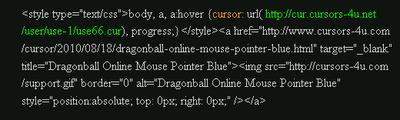 pointers untuk blog
