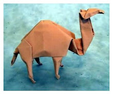 Origami Camel by John Montroll
