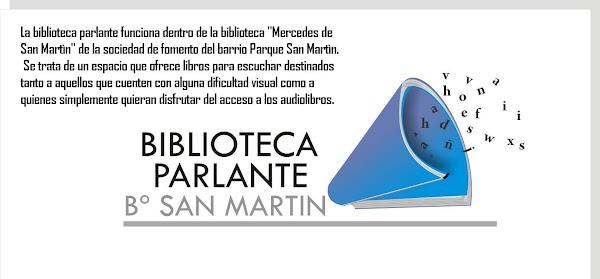 Biblioteca Parlante Punta Alta