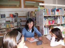 Mês da Biblioteca Escolar 2008