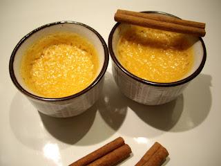 Petits pots de creme a la fleur d'oranger facon Laduree recettes