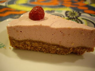 cheesecake aux framboises recette st valentin