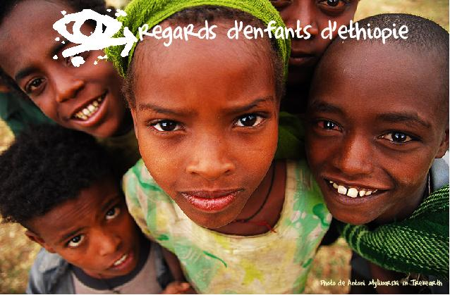 Regards d'Enfants d'Ethiopie