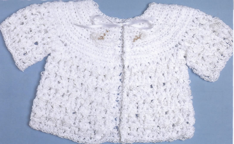 Crochet es un arte: moldes de batita