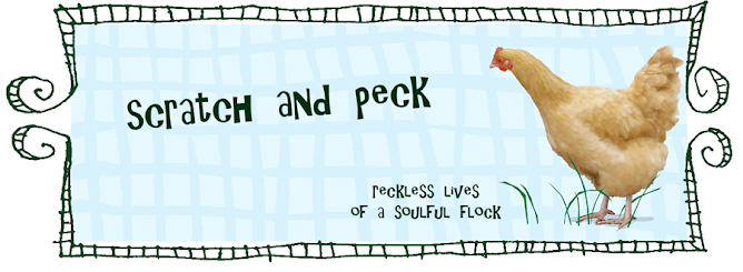 Scratch and Peck