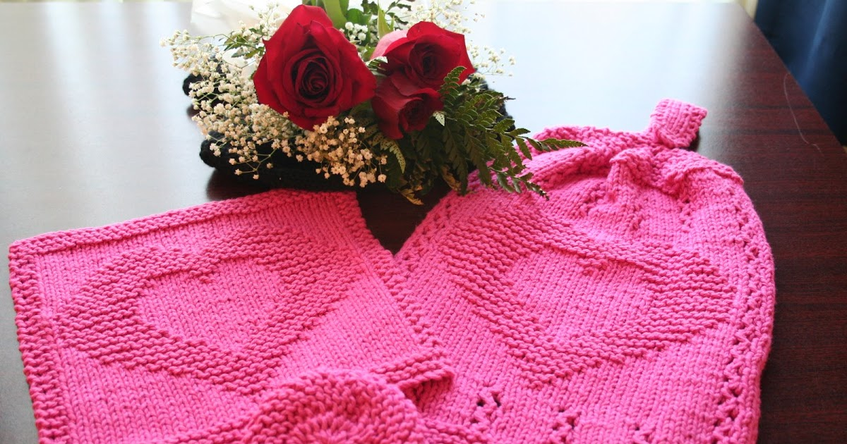 Has Anyone Seen Any Nice Knitted Kitchen Towel Patterns Pattern