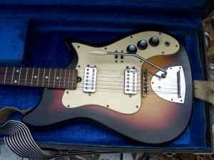 Craigslist Vintage Guitar Hunt: Kapa Continental in ...