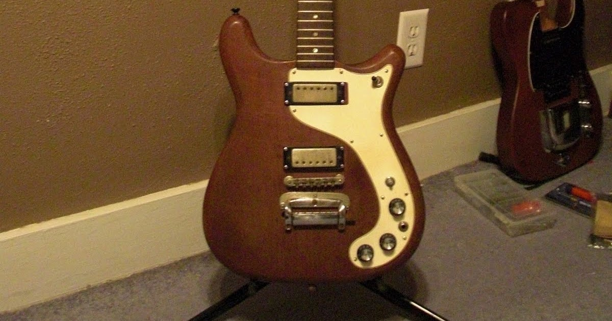 Craigslist Vintage Guitar Hunt: ALERT: 1965 Epiphone ...