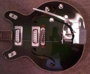 Craigslist Vintage Guitar Hunt: Encore 335 style Semi ...