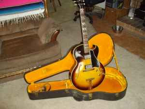 Craigslist Vintage Guitar Hunt Serious Collector S Alert 1957