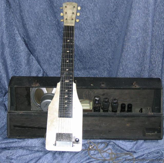 Craigslist Vintage Guitar Hunt 1930 S Supro Model 60 Lap Steel And