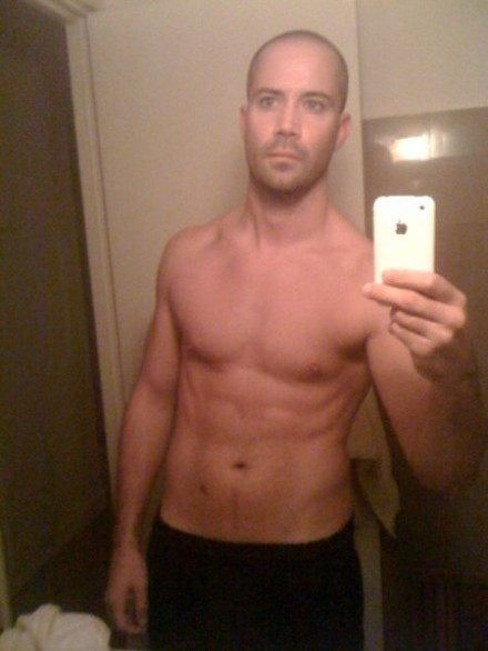 French singer Emmanuel Moire Spotted on Gay iPhone Ap