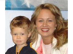 Mommy & Luke