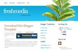 Blogger Template | Freshmedia